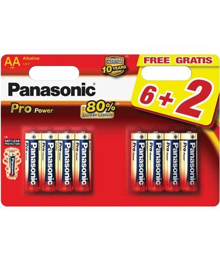 Panasonic panlr03ppg_8bp Pilas y cargadores - 5410853039969