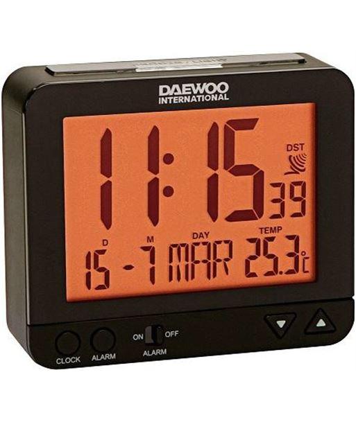 Daewoo reloj despertador daedbf120 - 8413240574620