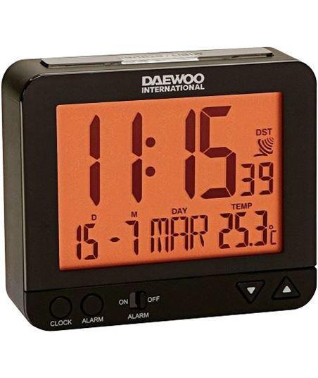 Daewoo reloj despertador daedbf120 dcd200b Otros - 8413240574620