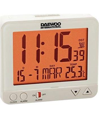 Daewoo radio reloj despertador daewo dcd200w Otros - 8413240574637