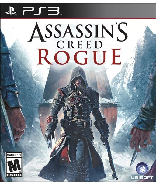 Ubisoft- juego ps3 assassin's creed rogue 300068614 hyp300068614 - 3307215812327