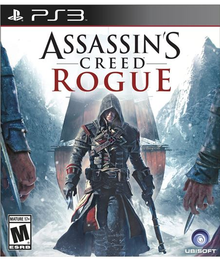 Ubisoft- juego ps3 assassin's creed rogue 300068614 - 300068614