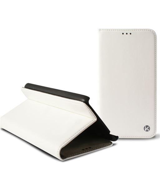 Contact funda folio ksix iphone 6 407'' standing blanca b0925fu20b - B0925FU20B