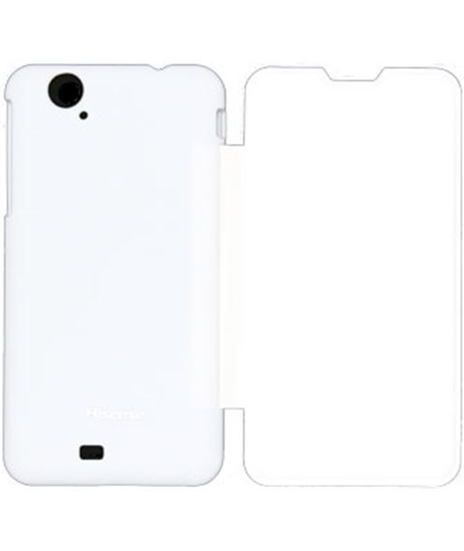 Funda movil Hisense u966w blanca FUNDAU966W - FUNDAU966W