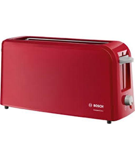 Tostador Bosch TAT3A004 rojo Tostadores - TAT3A004