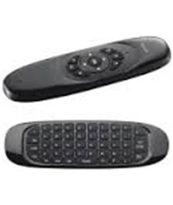 Teclado smart tv Trust wirless air mouse TRU20028