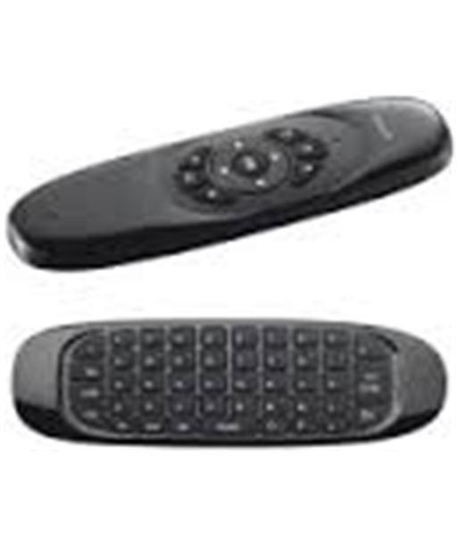 Teclado smart tv Trust wirless air mouse TRU20028 - 20038