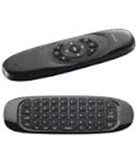 Teclado smart tv Trust wirless air mouse TRU19670 - 20038