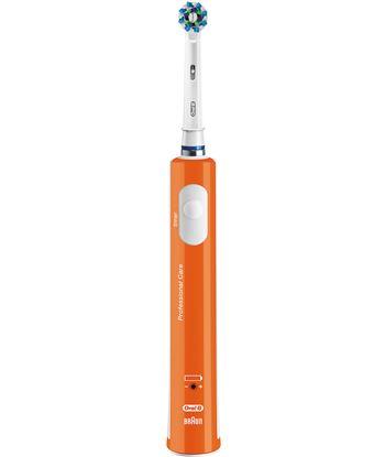 Cepillo dental Braun pro600 naranja cross action PRO600NARANJA