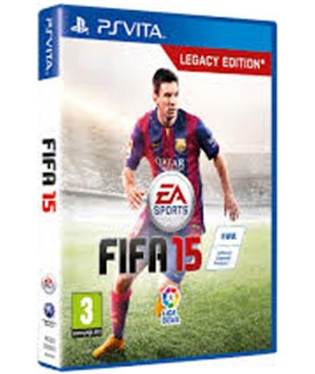Electronic juego ps vita fifa 15 1023274 - 1023274