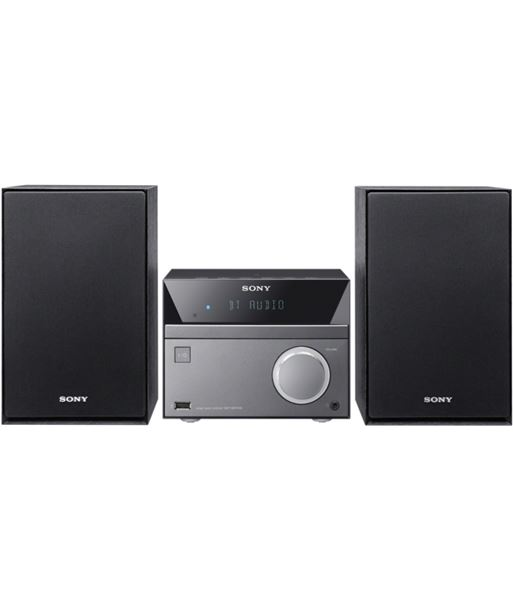 Equipo  micro dvd bluetooth Sony cmt sbt40d CMTSBT40DCEL - 4905524973815