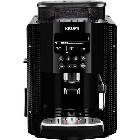 Cafetera  Krups super automatica ea8150 milano negra ea815070 - EA815070