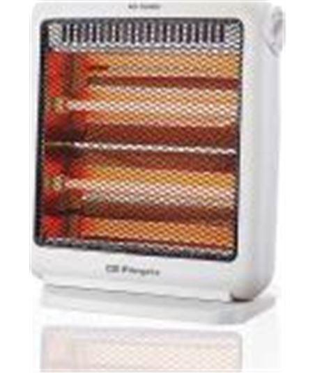 Radiador cuarzo Orbegozo BP3100, 1000w, 2 tubos, b - BP3100_ORBEGOZO