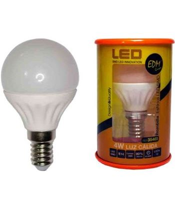 Bombilla led Elektro e27 5w 3200k luz calida ELEK35463