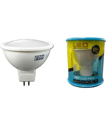 Lampara led Elektro mr16 5w 6400k luz calida ELEK35246