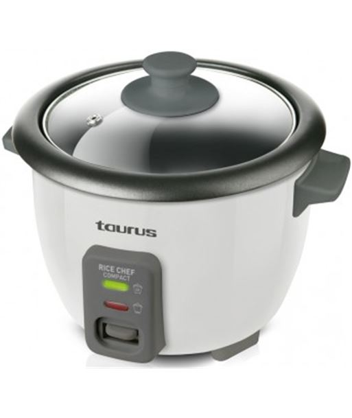 Cocedora de arroz Taurus rice chef compact TAU968935 - 8414234689351