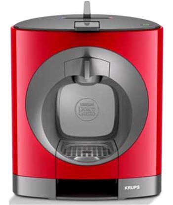 Cafetera dolce gusto Krups KP1105 oblo roja