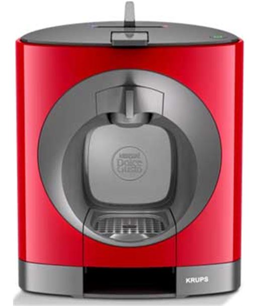 Cafetera dolce gusto Krups kp1105 oblo roja kp1105e1 - 0010942217398