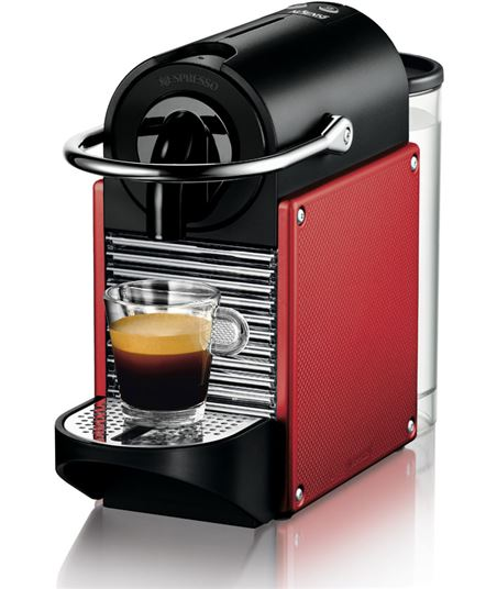 Delonghi-nespresso cafetera delonghi nespresso pixie rojo en125r - EN125R