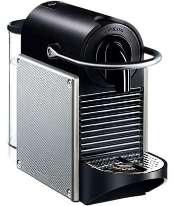 Delonghi-nespresso cafetera nespresso delonghi en125s pixie silver