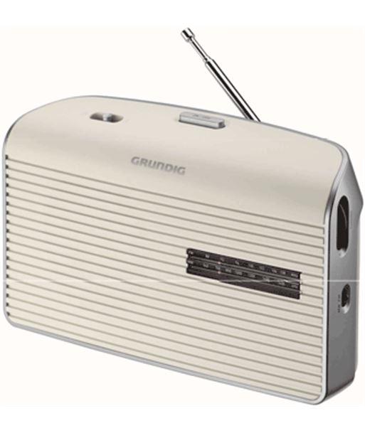 Grundig GRN1520 radio music 60 blanco Otros - 4013833873839