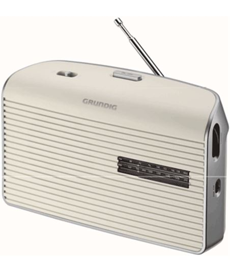 Radio Grundig music 60 blanco GRN1520 - 4013833873839
