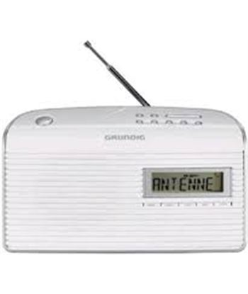 Radio Grundig music 61 blanco GRN1400