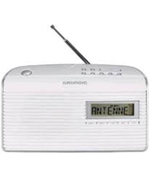 Radio Grundig music 61 blanco GRN1400 Otros - GRN1400
