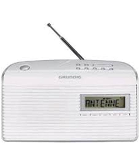 Radio Grundig music 61 blanco grn1400 - GRN1400
