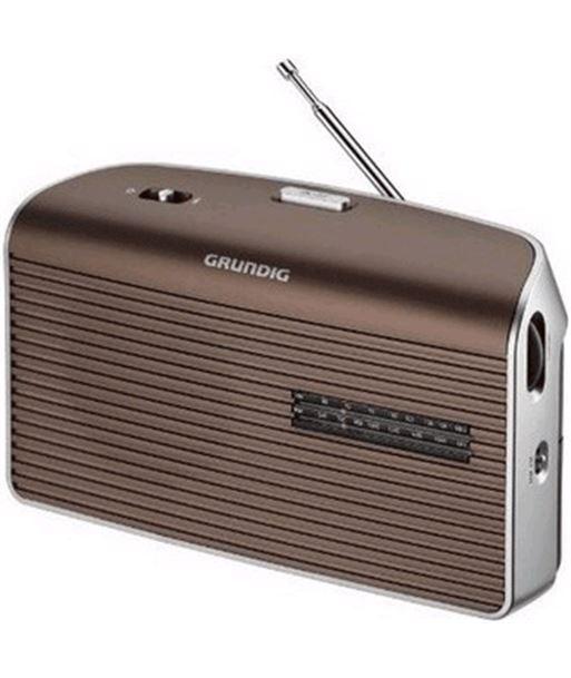 Radio Grundig music 60 mocca GRN1550 Otros - 4013833873860