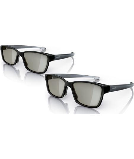 Gafas 3d pasivas Philips PTA436/00 (2 unidades) - PTA43600