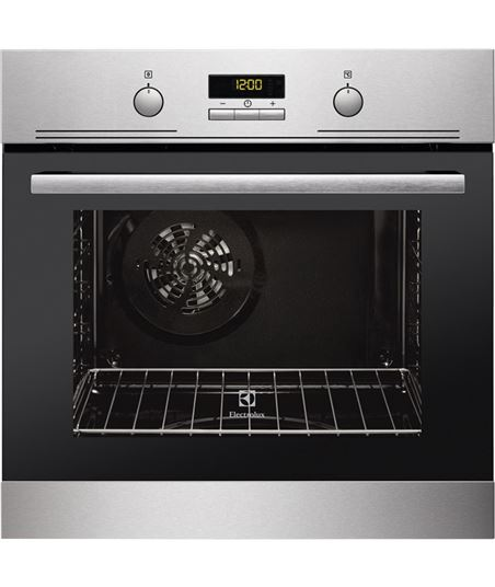 Electrolux horno independiente pirolitico ezc2430aox