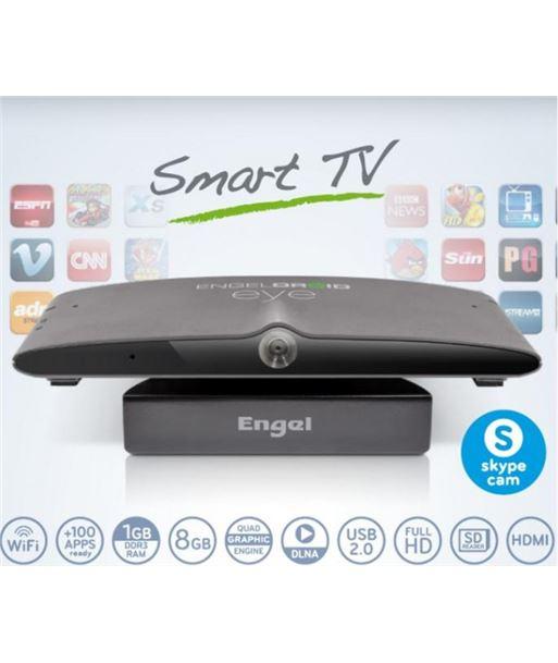 Receptor smart tv android Engel EN1005 con camera - EN1005
