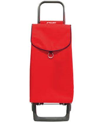 Carro compra Rolser 2 ruedas rojo pep001_rojo