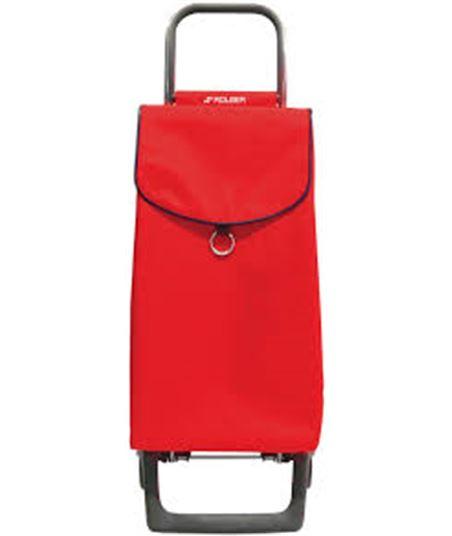 Carro compra Rolser 2 ruedas rojo ROLPEP001_ROJO - PEP001R