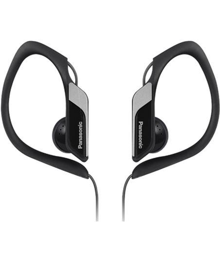 Auricular  sport clip-on Panasonic RPHS34EK negro - RPHS34EK