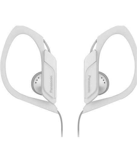 Auricular  sport clip-on Panasonic RPHS34EW blanco - RPHS34EW
