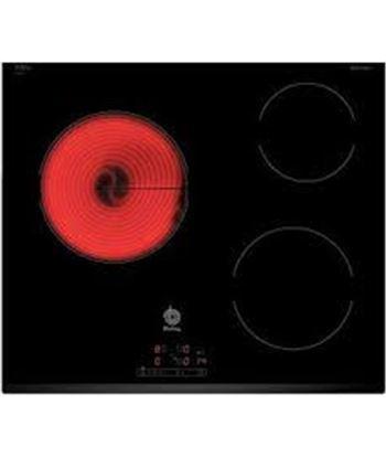 Balay 3EB714ER vitro 3z. 60cm cristal Vitrocerámicas independientes - 3EB714ER