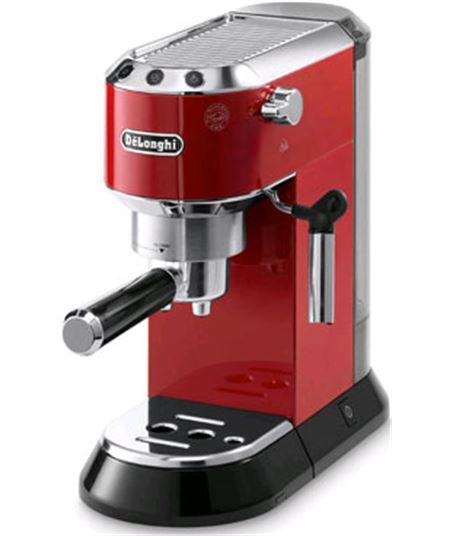 Cafetera express Delonghi ec680r rojo - EC680R