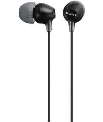 Auriculares Sony mdrex15apb negro (intraural)