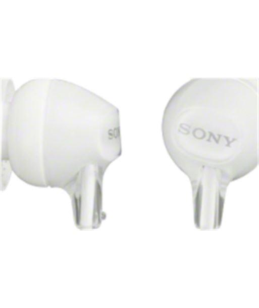 Sony MDREX15APWCE7 auriculares mdrex15apw blanco (intraural) - SONMDREX15APW