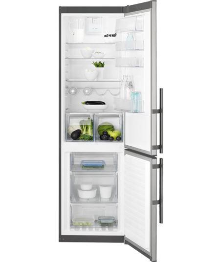 Electrolux frigorifico combi 2 puertas en3853oox