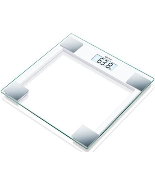 Bascula baño Beurer GS14 digital cristal Básculas de baño - GS14