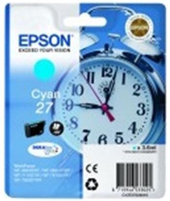 Tinta cian Epson 27 c13t27024010