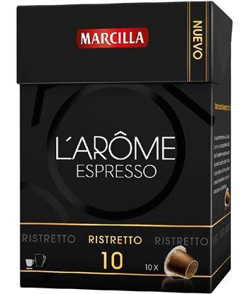 Marcilla café l' arome expresso ristretto (10 uds). 4028366 - 8410091107304