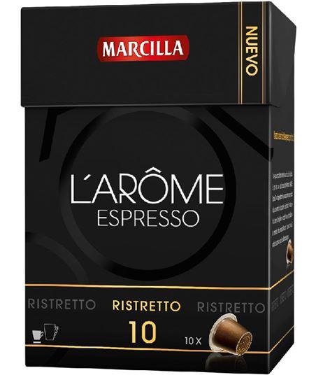 Marcilla caf? l' arome expresso ristretto (10 uds). 4028366 - 8410091107304