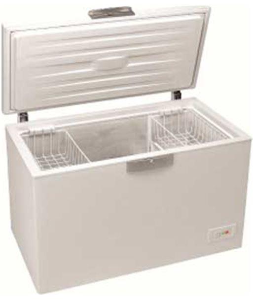Congelador h Beko HSA32520 86x110x72cm blanco a+ Congeladores y arcones - HSA32520