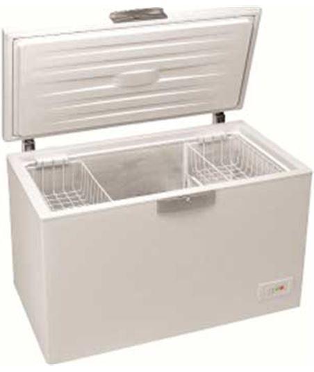 Congelador h Beko hsa32520 86x110x72cm blanco a+ - HSA32520