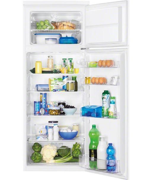 Zanussi frigorifico 2 puertas ZRT27101WA - 7332543253869