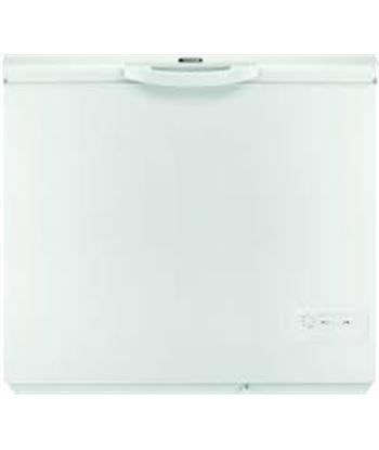 Congelador h Zanussi zfc26400wa 87x94cm blanco a+